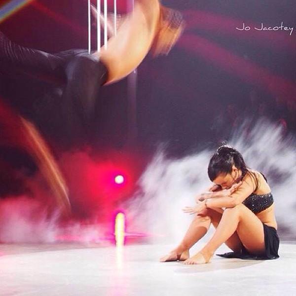 .@gregoirelyonnet | Winner dance!!!! So proud of @alizeeofficiel Elle a dansé comme une pro sur s... | Webstagram