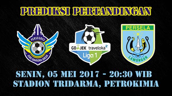Prediksi Gresik United vs Persela 5 Juni 2017