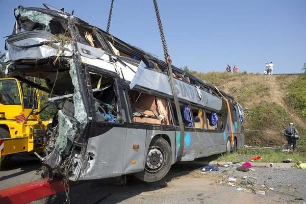 Allemagne : au moins 10 morts dans un accident de bus