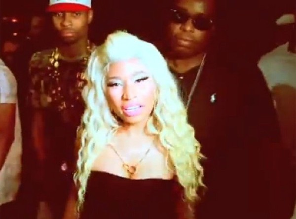 Nicki Minaj : encore un nouveau clip, plus street-style !