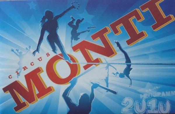 Programme Circus MONTI 2010