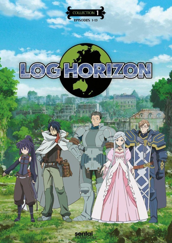Log Horizon – Saison 1 | film en streaming