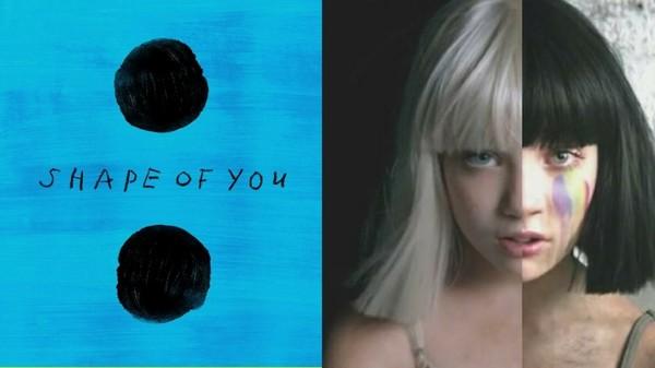 Ed Sheeran vs Sia - Shape Of The Greatest Mashup (Music Video) - YouTube