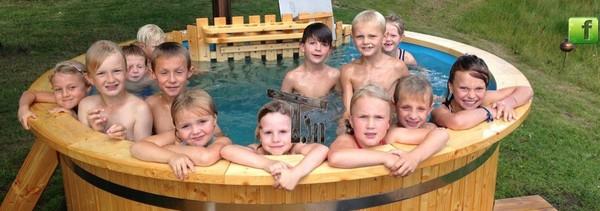 Houtgestookt Barrel Sauna Aanbieding Kopen - TimberIN