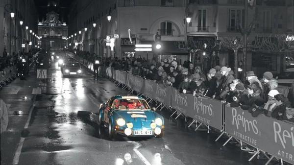 Le programme du 19ème rallye Monte-Carlo historique à Reims - France 3 Champagne-Ardenne