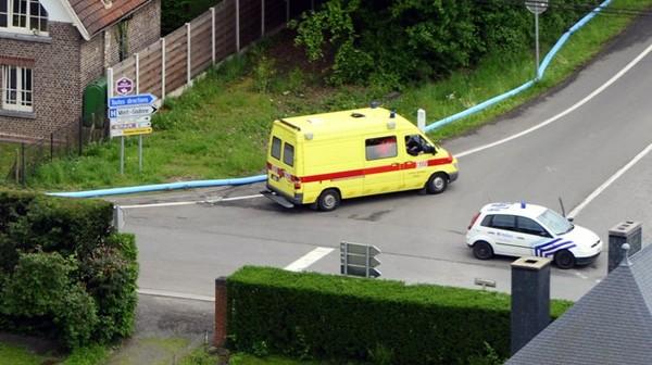 Bertrix: sept enfants légèrement blessés dans un accident de bus