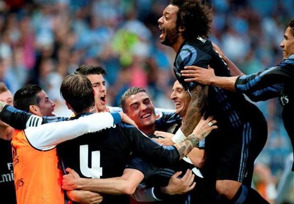 Malaga 0-2 Real Madrid | Berita Olahraga Terkini