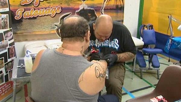 Aubusson : convention du tatouage