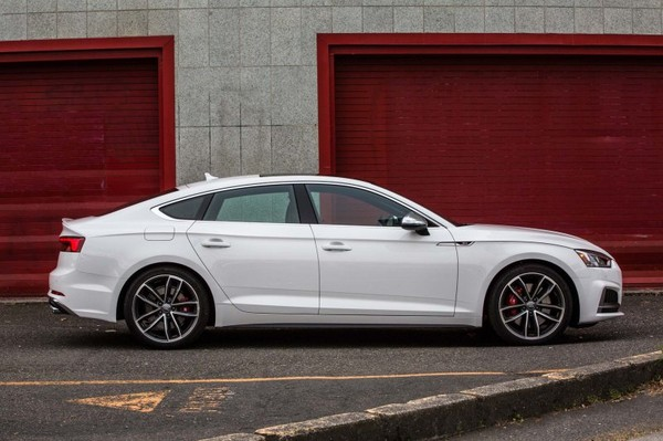 Audi of America marks November sales increase