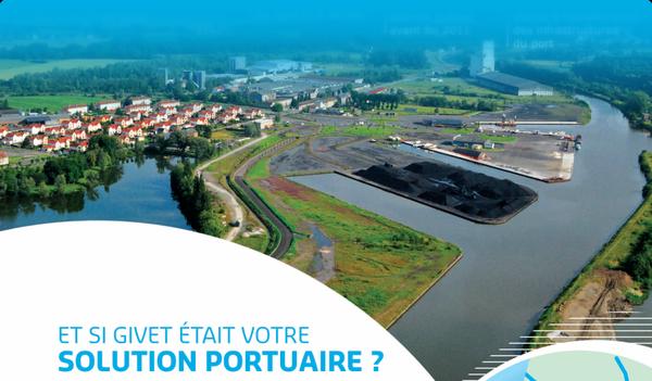 Port de Givet - Port de commerce