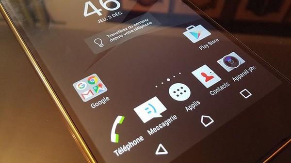Test Sony Xperia Z5 Premium : le très haut de gamme selon Sony