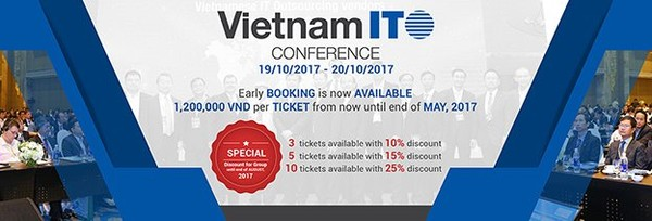 VNITO Conference 2017 – The Vietnam's Biggest IT Outsourcing Event - Savvycom