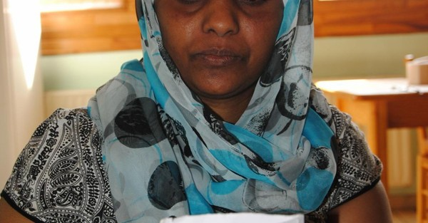 Fadia, maman de Nahat, est inquiète: Je n'ai pas de nouvelle de mon fils depuis un mois
