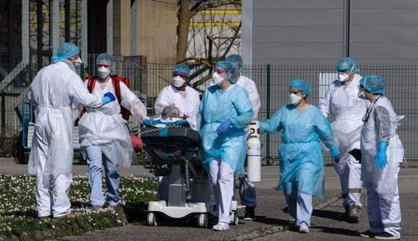 Ali, un médecin exerçant en France est décédé du coronavirus | | Comores Infos