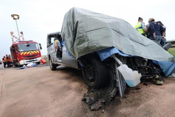 Un malaise du conducteur pourrait avoir causé l'accident de minibus dans l'Aube