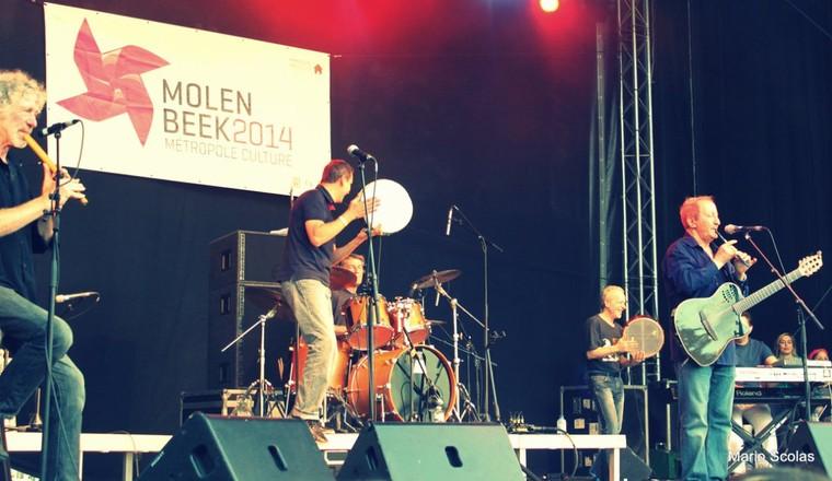Le chanteur kabyle Idir a été l'invité d'honneur de la Fête de la Musique à Molenbeek, ce dimanche 22 juin - Last night in Orient