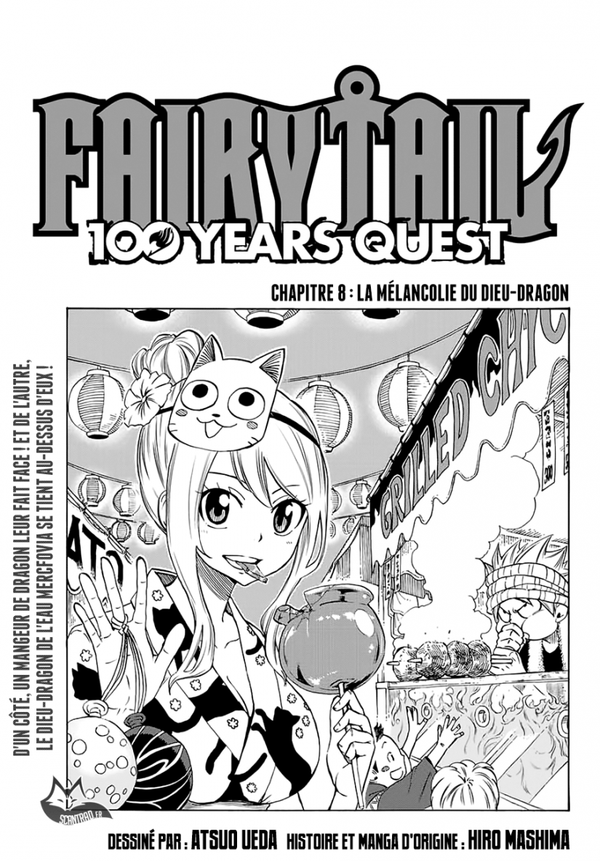 Scan Fairy Tail 100 Years Quest 8 VF