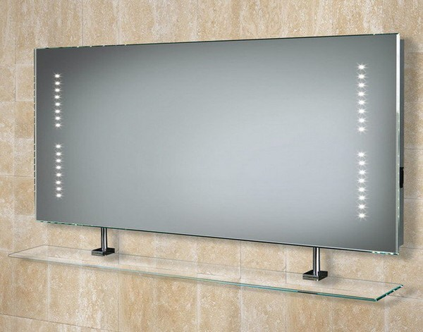 Illuminated Bathroom Mirrors - Make Your Bathroom Look More Beautiful | HomeDecorIn.com