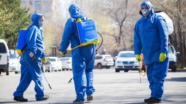 La Chine affirme qu'un virus plus mortel que le Covid-19 se développe au Kazakhstan