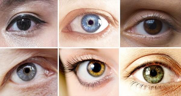Voici ce que la couleur de vos yeux indique sur votre personnalité