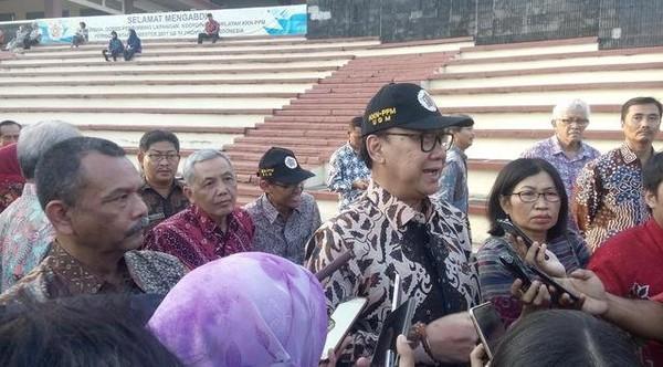 Mendagri: Presiden Lantik Djarot Jadi Gubernur Kamis Pekan Depan - Berita Harian Indonesia