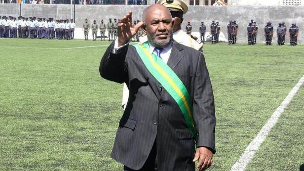 Comores: le vice-président Djaffar se désolidarise d'Azali - RFI