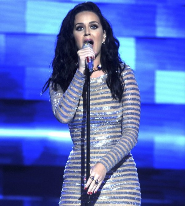 Katy Perry: 'Younger people sometimes don't feel like their vote matters'