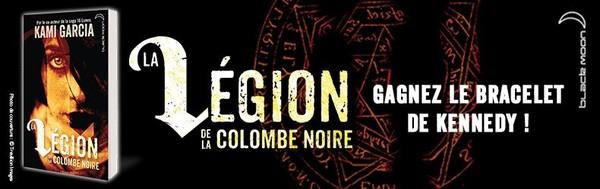La Légion de la colombe noire : participez au concours ! Lecture Academy