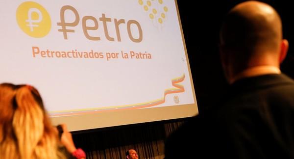 El petro: la razón de la guerra de EEUU contraVenezuela