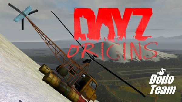 [GER] DayZ Origins - Praga Copter [German] - Dayz TV