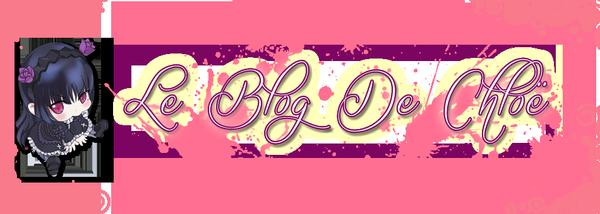 Le Blog de Chloë