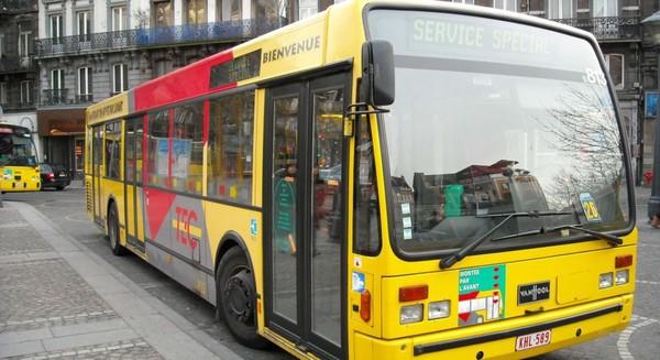 14-10-2013 - Belgique - Trop de bus en panne sur la route à Liège &...