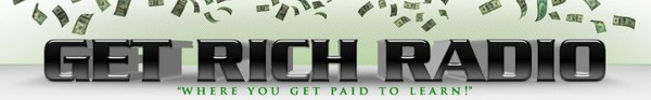 GetRichRadio.com - Register For 10 Chances to Receive $1,000 CASH & Make $50 Per Hour You Listen!
