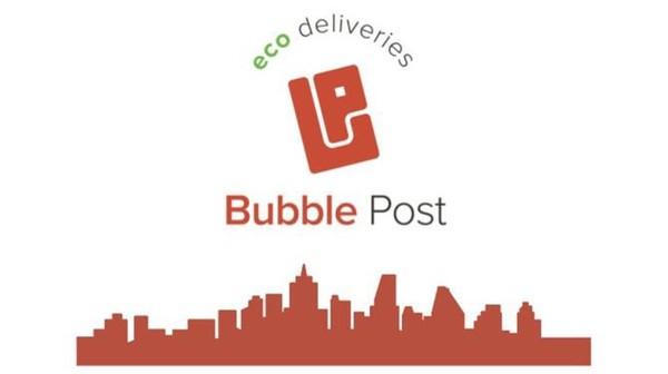 Bpost rachète Bubble Post