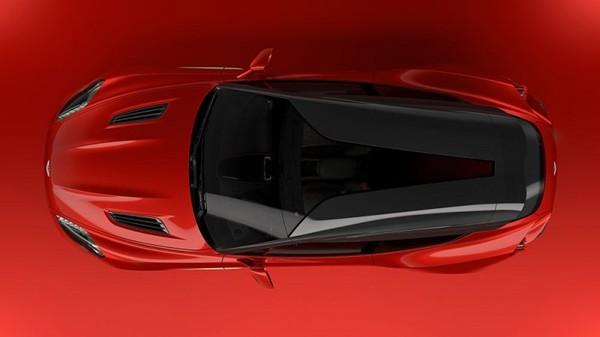 Aston Martin reveals its latest Zagato