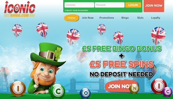 Iconic Bingo is One of the promising new bingo sites UK | Online Bingo Sites UK