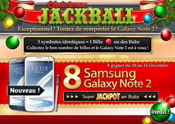 Christmas Jackball