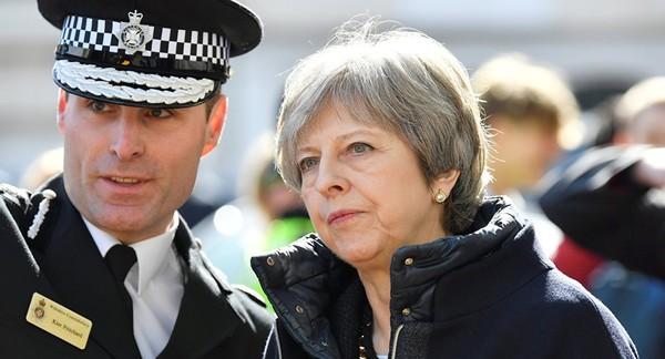Revelan 'las pruebas' del Reino Unido contra Rusia por el casoSkripal