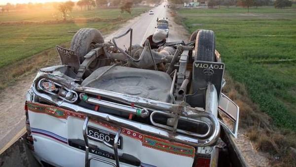 19 enfants tués dans une collision au Pakistan
