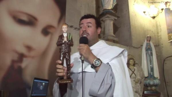 Jacarei : quand tu pries Mon Chapelet je répands continuellement sur toi le baume de la grâce divine.