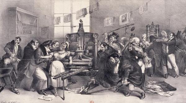 Question de blasphème, à partir de Jacques de Saint Victor, Blasphème. Brève histoire d'un « crime imaginaire » et Anastasia Colosimo, Les Bûchers de la liberté
