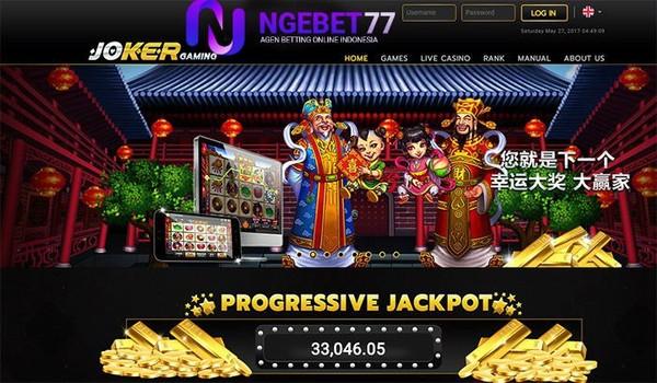 Situs Alternatif Joker123 Terlengkap - Ngebet77