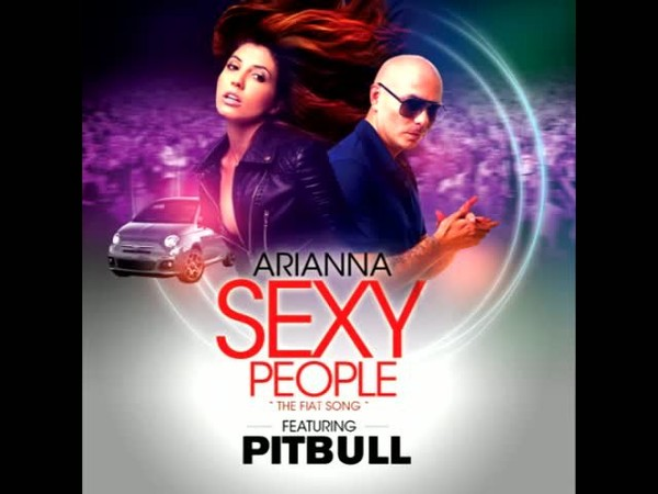 Arianna featuring Pitbull
