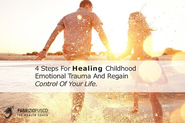 4 Steps For Healing Childhood Emotional Trauma And Regain Control Of Your Life | Fabrizio Fusco