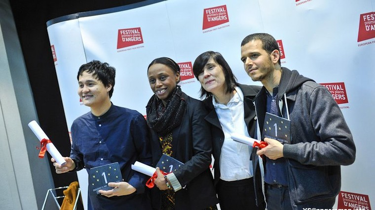 Abdellah Taïa grand vainqueur du festival d'Angers