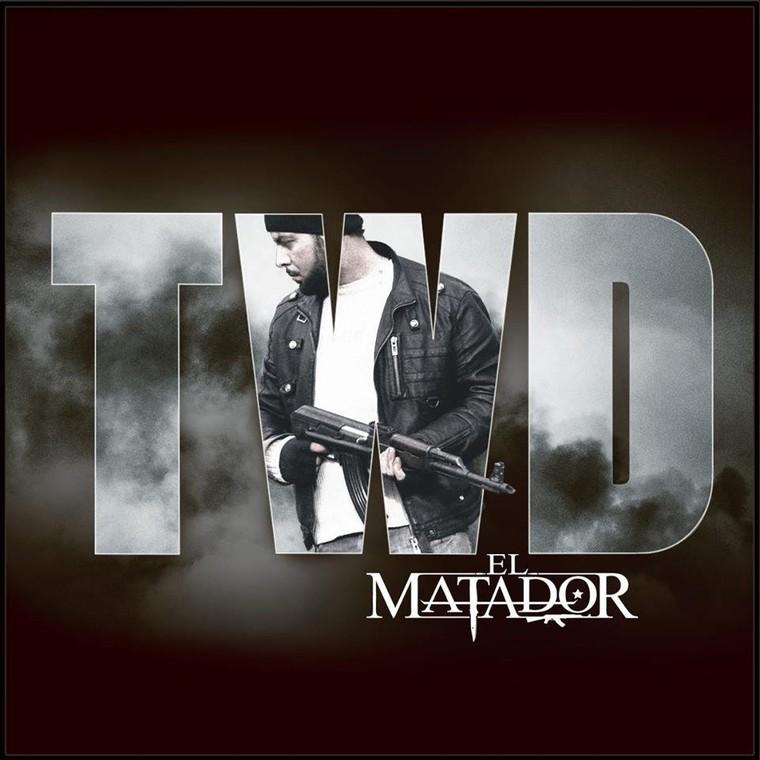"""Découvrez le nouveau clip de El Matador """" Walking Dead """""""