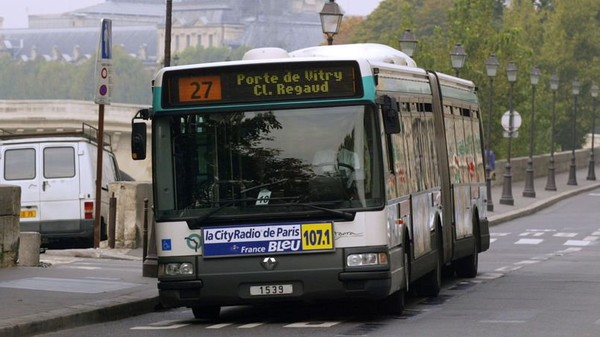 RATP : l'inquiétant boom des accidents de bus