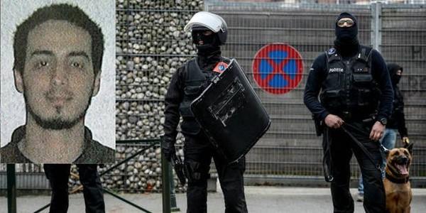 La police diffuse des photos de Najim Laachraoui