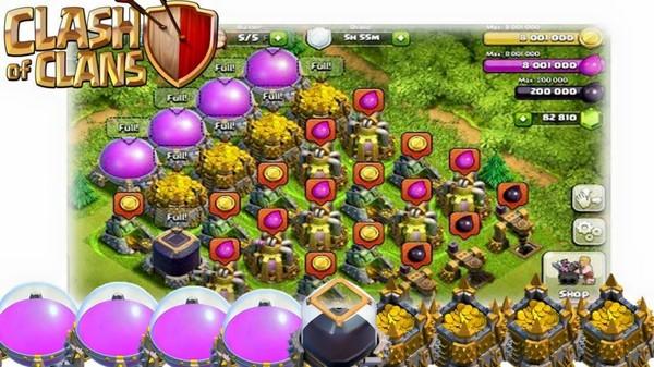 comment avoir des gemmes gratuit dans clash of clans