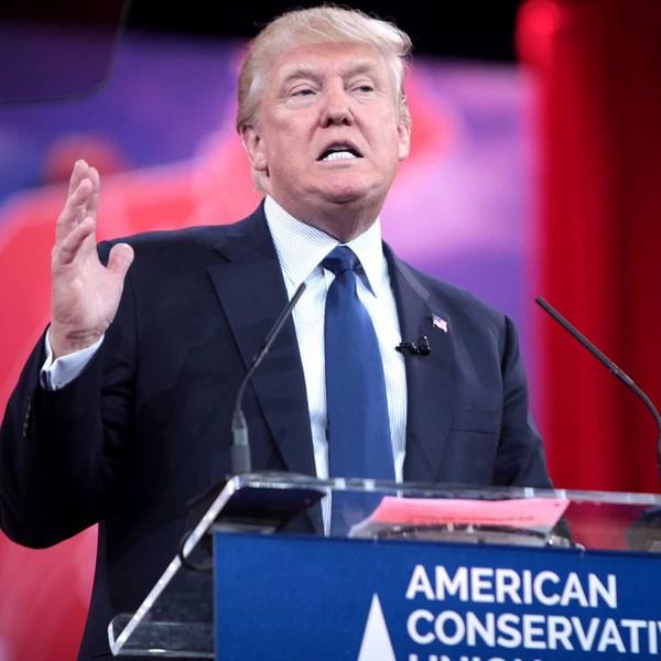 TÊTU | Donald Trump utilise encore les gays contre l'immigration